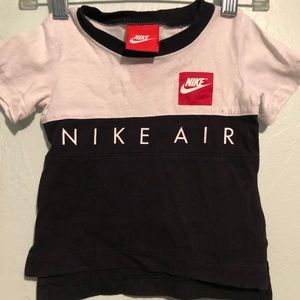 Toddler Nike shirt